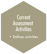 current assessment activities